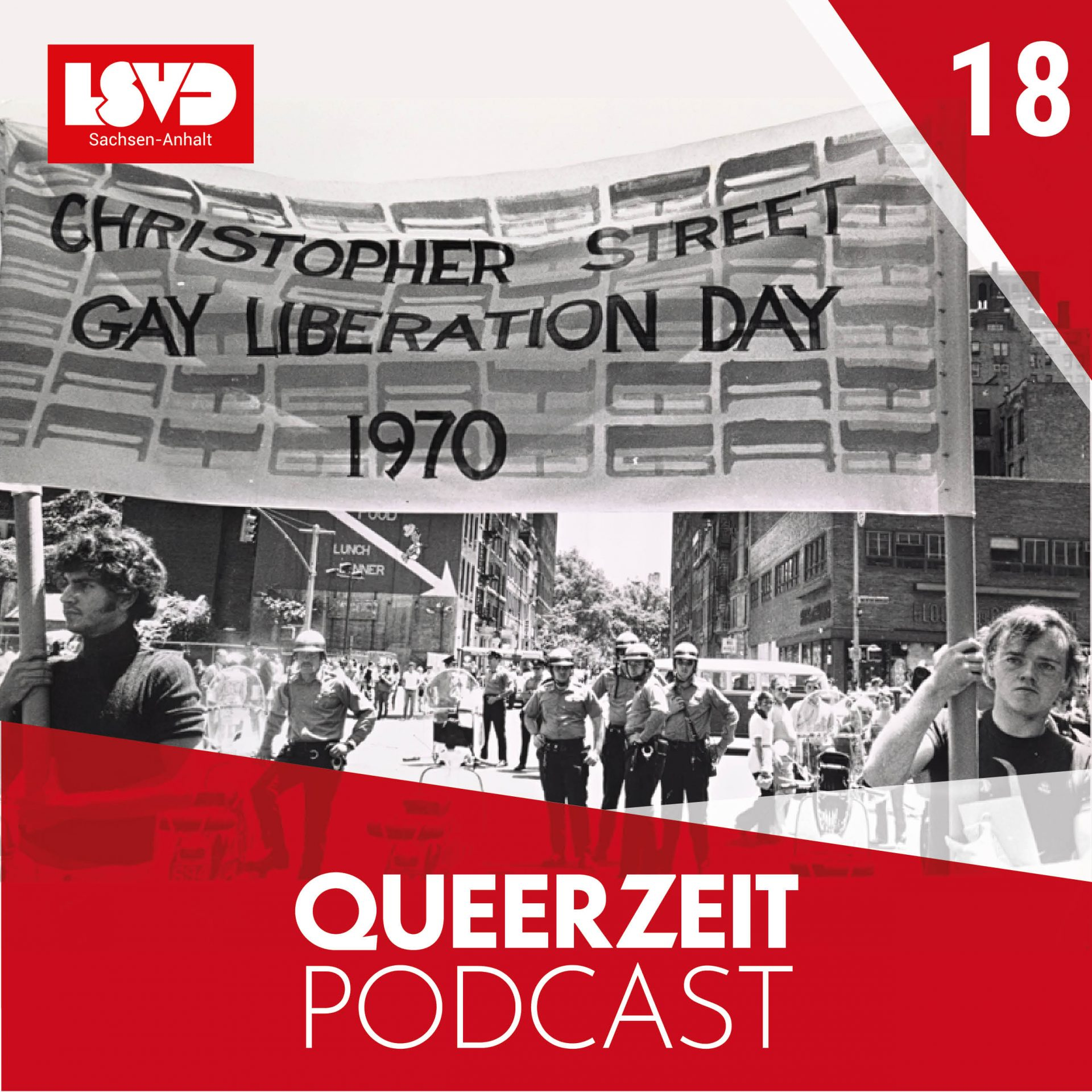 Queerzeit #18 – Gay Liberation Day March