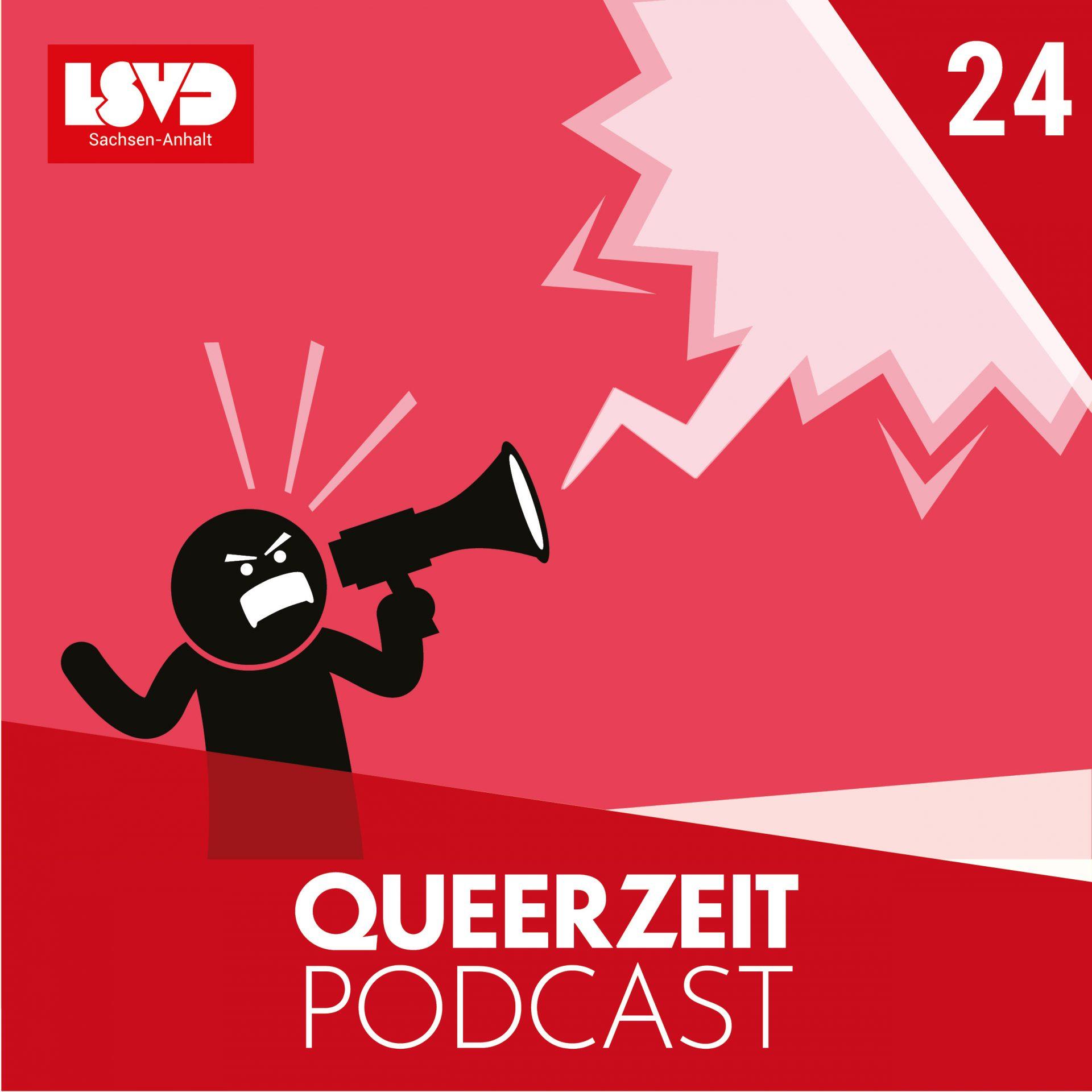 Queerzeit #24 – Beschwert euch doch endlich mal!