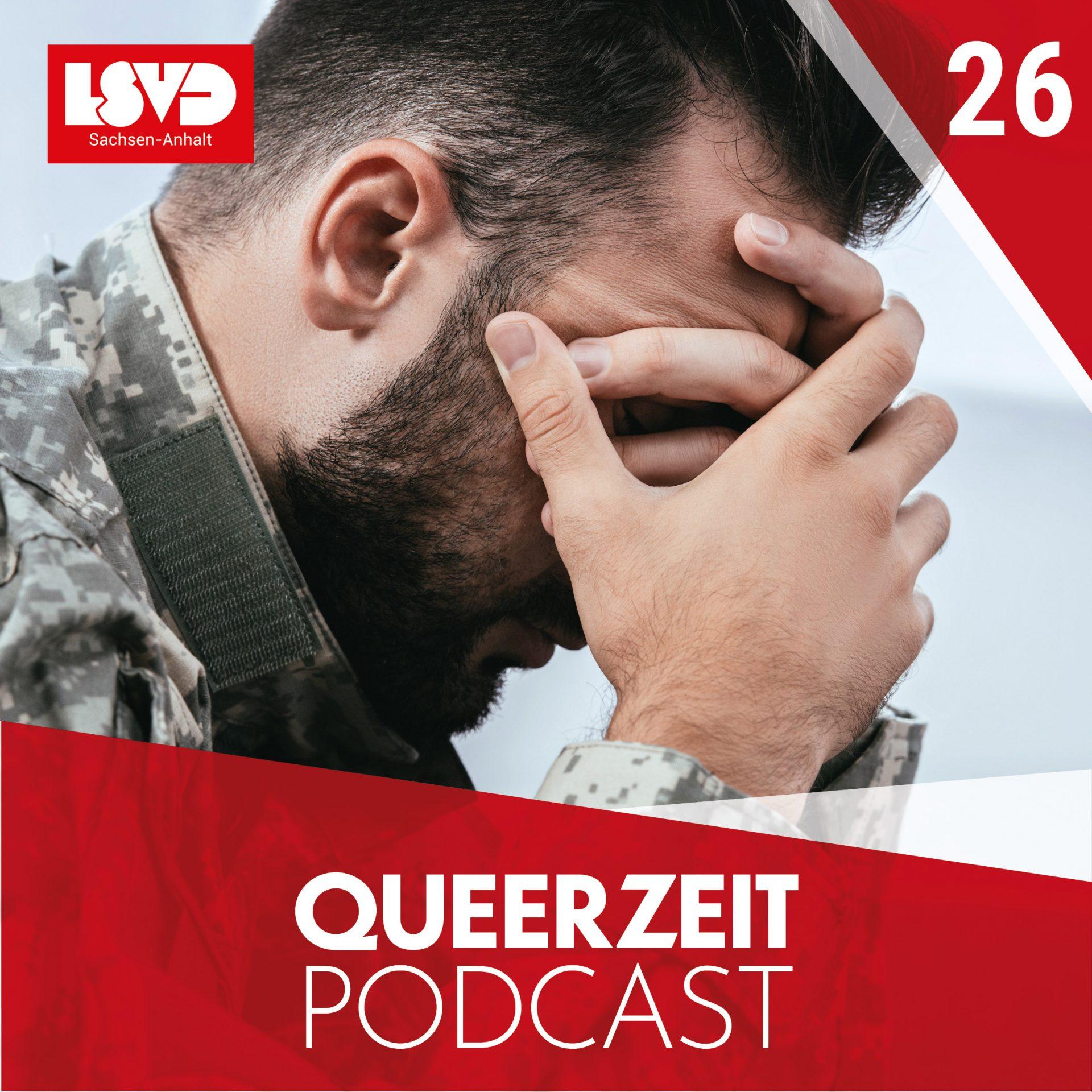 Queerzeit #26 – Diskriminierung in den Streitkräften