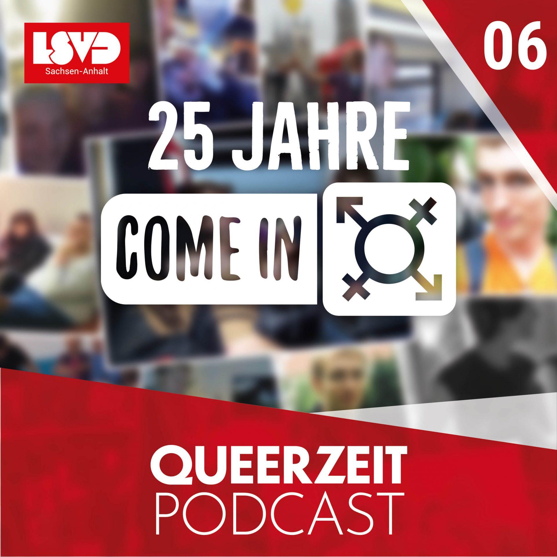 """QUEERZEIT #6 – Alter, Jugendtreff! COME IN immer noch """"fresh""""?"""